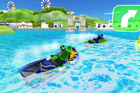 Come Wave Race?
