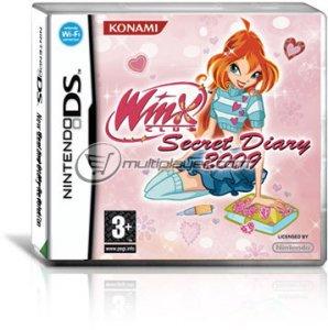 Winx Club: Secret Diary 2009 per Nintendo DS