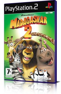 Madagascar: Escape 2 Africa per PlayStation 2