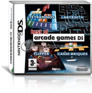 Best of Arcade Games per Nintendo DS