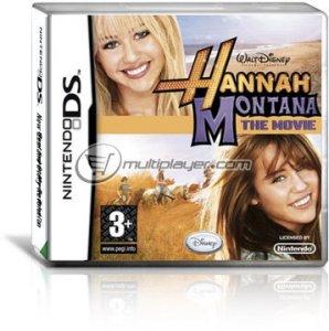 Hannah Montana: The Movie per Nintendo DS