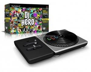 DJ Hero per PlayStation 2