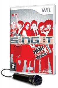 Disney Sing It: High School Musical 3: Senior Year per Nintendo Wii
