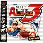 Street Fighter Alpha 3 per PlayStation