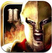 Hero of Sparta 2 per iPhone