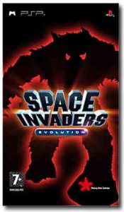 Space Invaders Evolution per PlayStation Portable