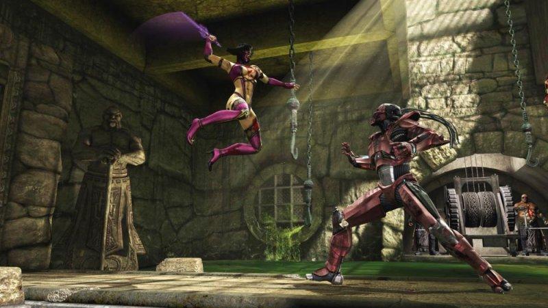 Il sito del nuovo Mortal Kombat è online