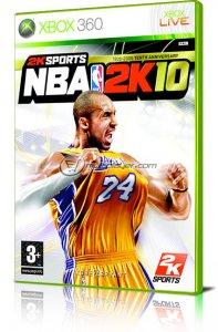 NBA 2K10 per Xbox 360