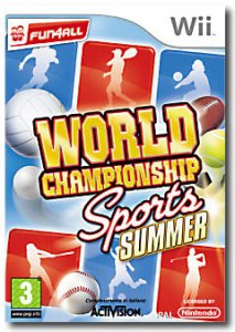 World Championship Sports: Summer per Nintendo Wii