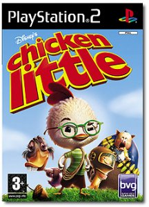 Chicken Little: Amici Per le Penne per PlayStation 2