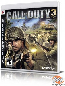 Call of Duty 3 per PlayStation 3