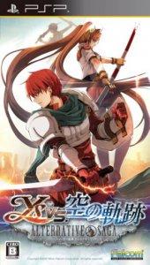 Ys vs. Sora no Kiseki: Alternative Saga per PlayStation Portable