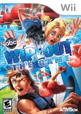 Wipeout: The Game per Nintendo Wii