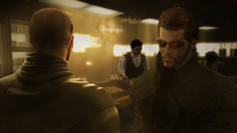 Deus Ex: smentita la difficoltà dinamica