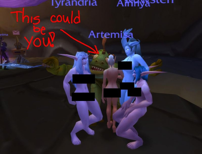 Blizzard interviene: niente orge sessuali su WoW
