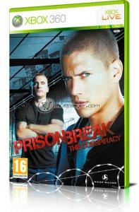 Prison Break: The Conspiracy per Xbox 360