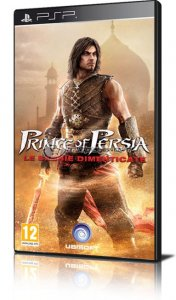 Prince of Persia: Le Sabbie Dimenticate per PlayStation Portable