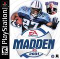 Madden NFL 2001 per PlayStation