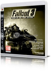 Fallout 3 Game of the Year Edition per PlayStation 3