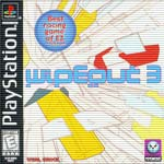 Wipeout 3 per PlayStation