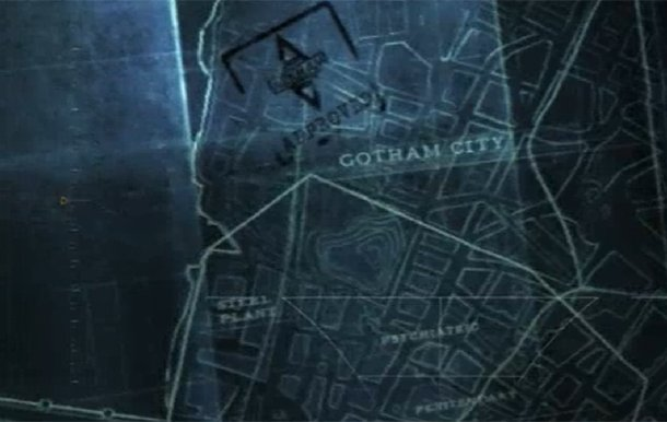 Indizi su Arkham City già presenti in Arkham Asylum