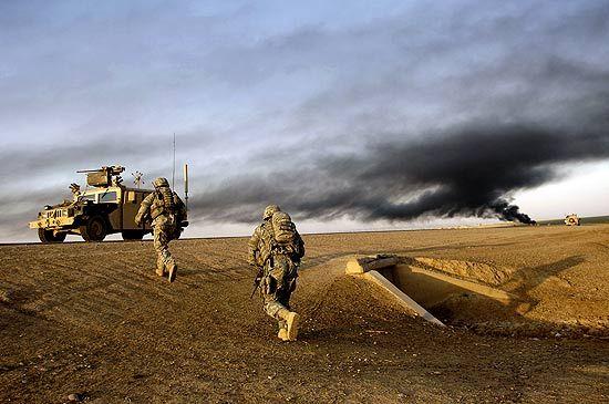 EA voleva fare un gioco sulla guerra in Iraq