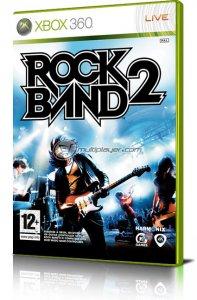 Rock Band 2 per Xbox 360