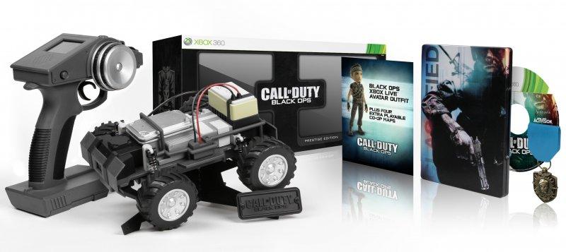 Le collector's edition di Call of Duty: Black Ops - con video