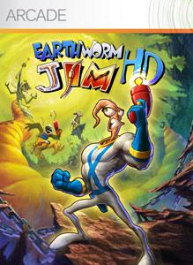 Earthworm Jim HD per Xbox 360