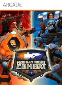 Monday Night Combat per Xbox 360