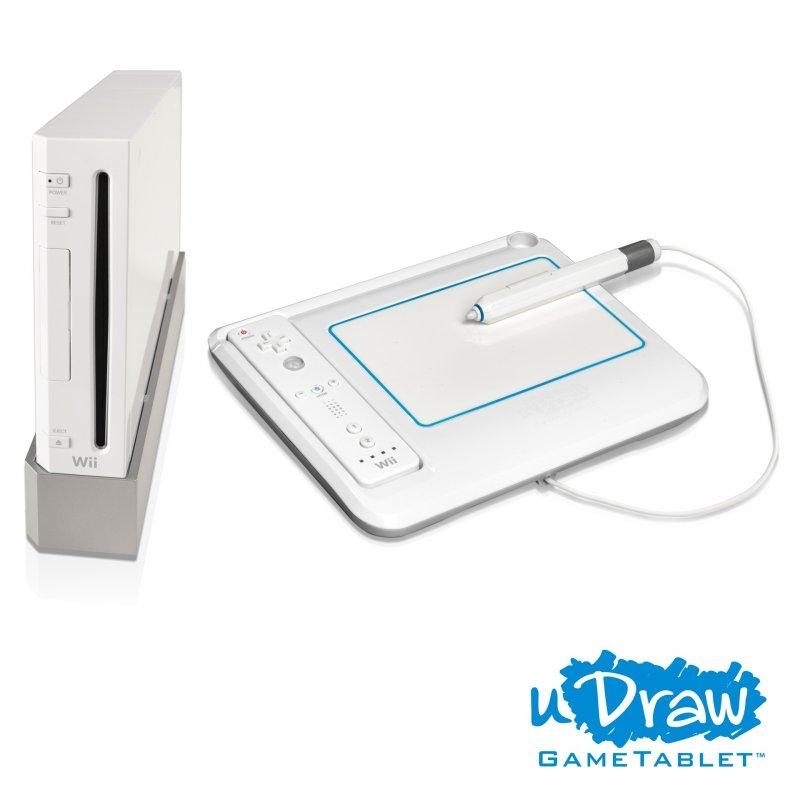 Una tavoletta grafica per Wii da THQ