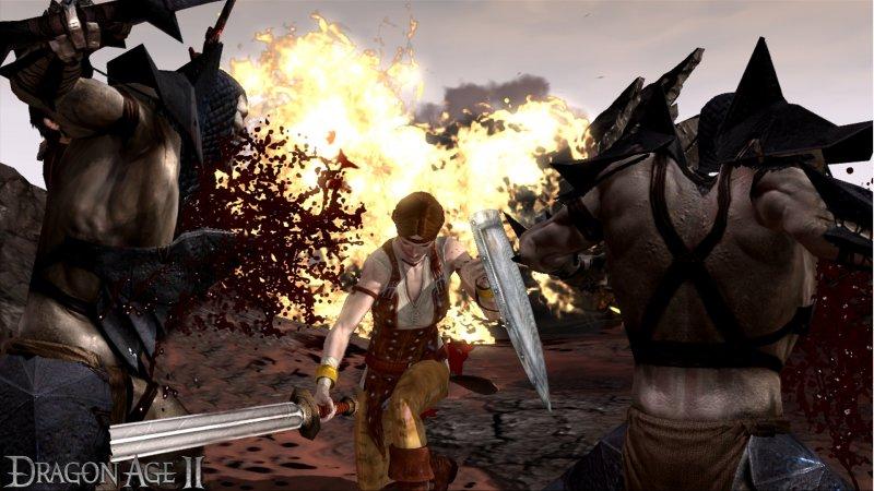 Dettagli sull'importazione dei salvataggi di Origins in Dragon Age 2
