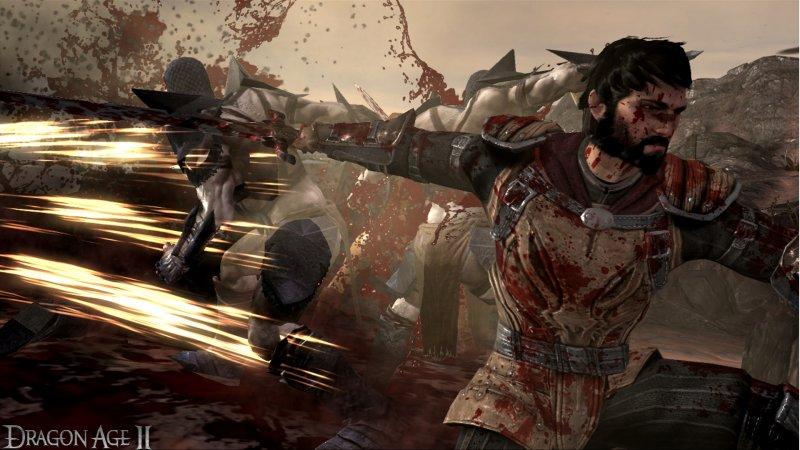 Dettagli sui combattimenti di Dragon Age II