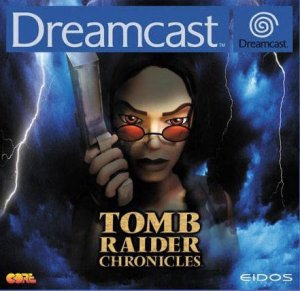 Tomb Raider Chronicles per Dreamcast