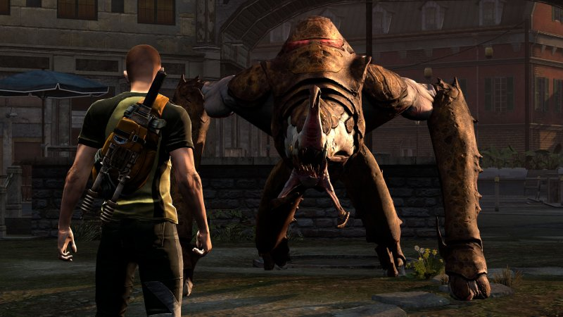 Sucker Punch punta a Move, multiplayer e 3D per InFamous 2