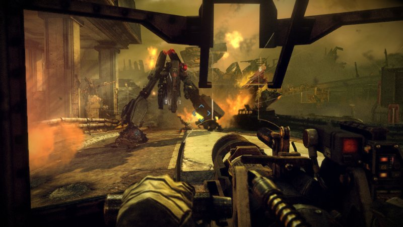 Killzone 3 non cambia con Move e 3D