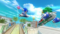 Sonic Free Riders - Trailer in inglese