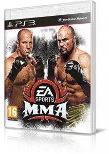 EA Sports MMA per PlayStation 3