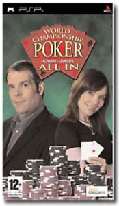 World Championship Poker: Featuring Howard Lederer - All In per PlayStation Portable