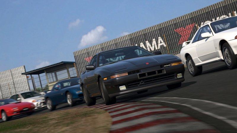 GT5: alla fine Siena la spunta