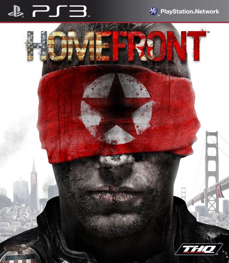 Il packshot ufficiale di Homefront - Aggiornata