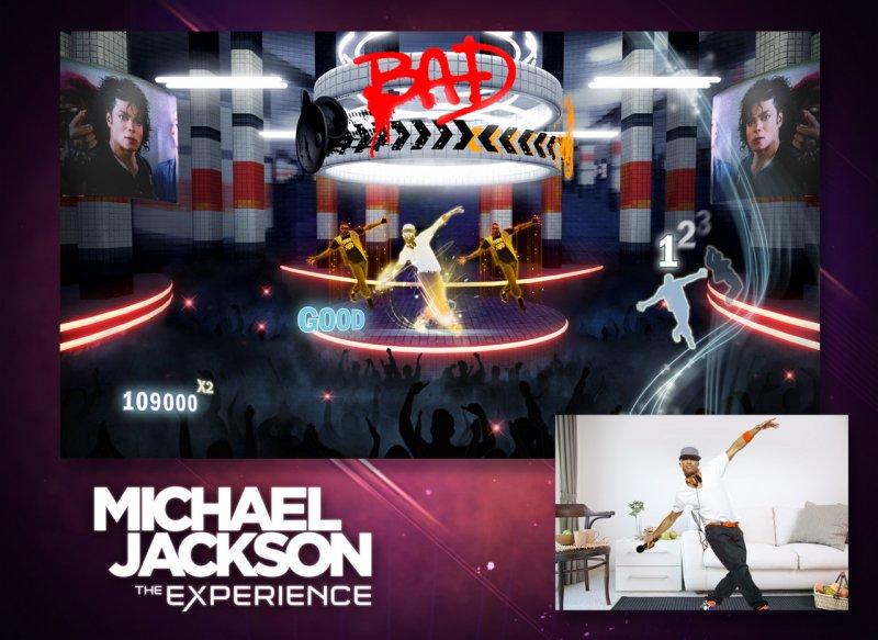 Rimandate le versioni per Move e Kinect di MJ: The Experience