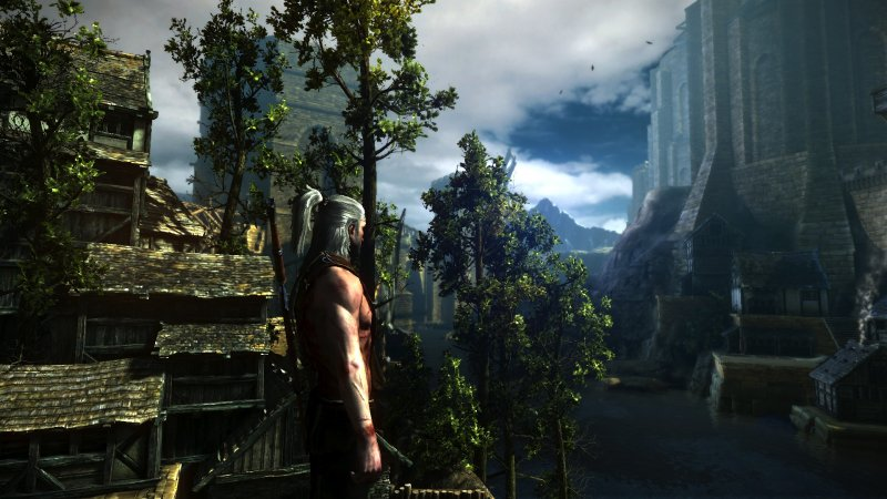 The Witcher 2 ancora in corsa per le console