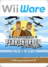 Pearl Harbor Trilogy - 1941: Red Sun Rising per Nintendo Wii