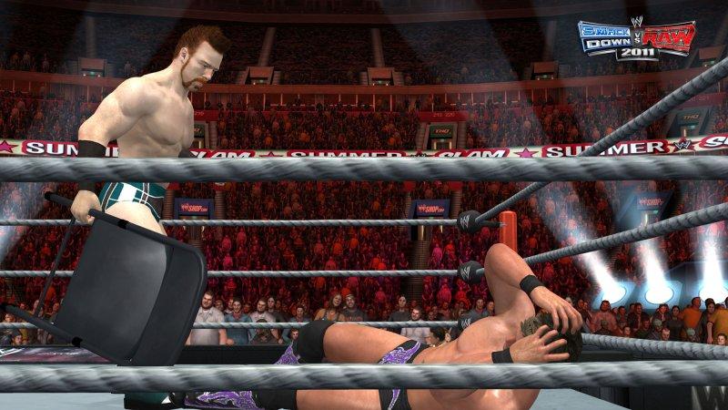 La soluzione di WWE Smackdown! vs Raw 2011