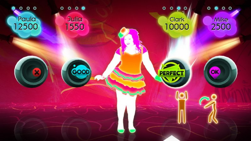 Just Dance 2 disponibile con 4 canzoni subito scaricabili