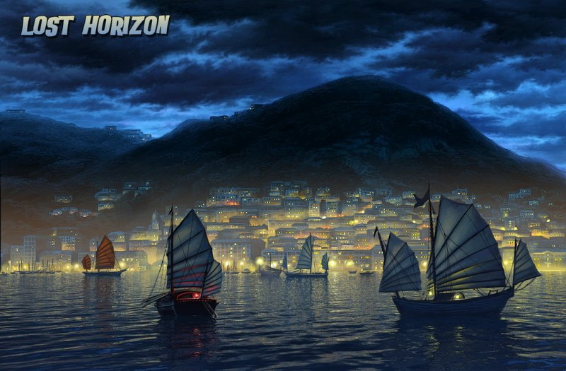 Disponibile la demo di Lost Horizon