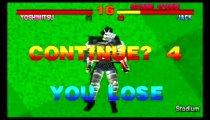Tekken - Gameplay