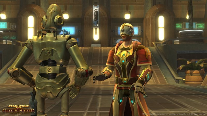 "BioWare: gameplay ""cinematografico"" per The Old Republic"