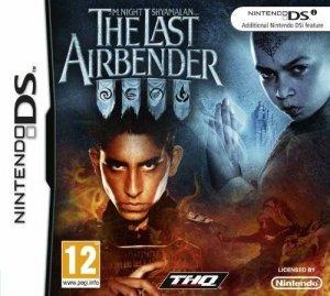 The Last Airbender per Nintendo DS